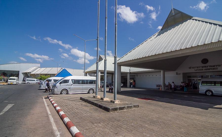 Неподалеку от Краби Тауна находится аэропорт