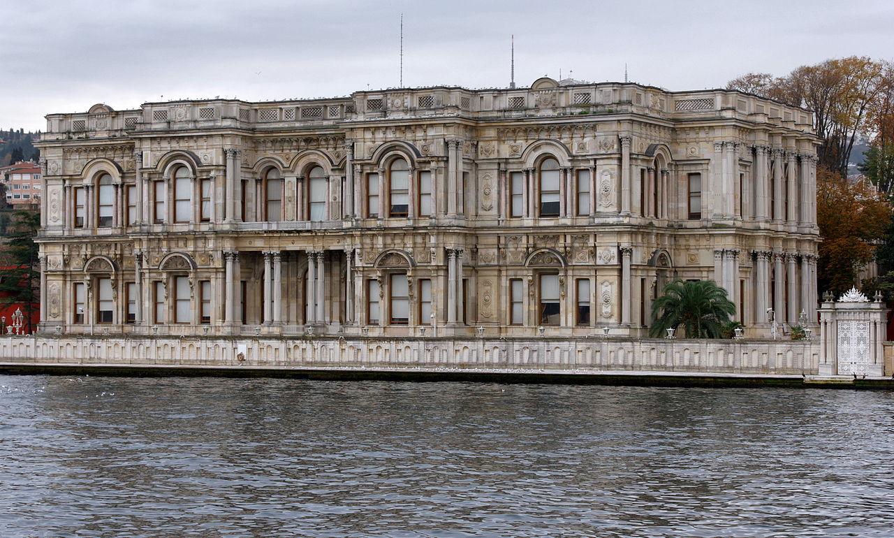 Дворец Бейлербей, Стамбул