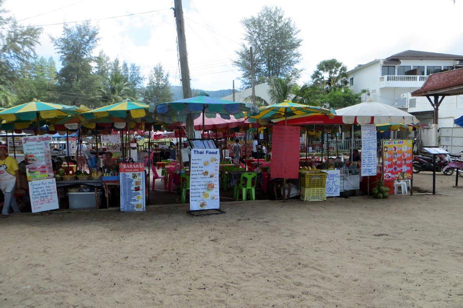 Дешевые тайские кафе