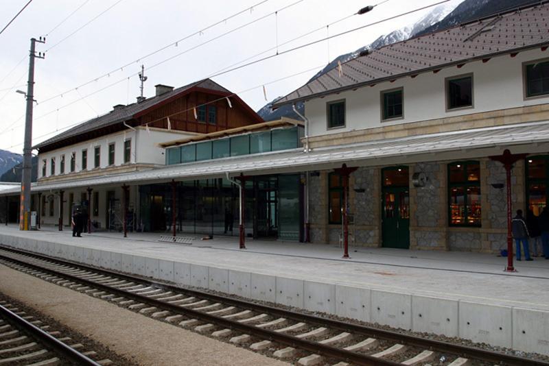 ЖД станция Ландек-Цамс