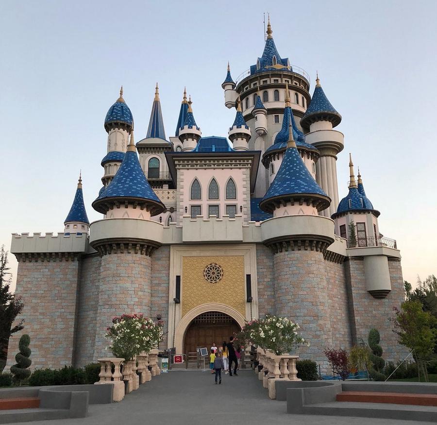 Многоуровневый замок
