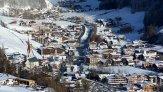 Горнолыжный курорт Зёльден – тусовочное место для лыжников