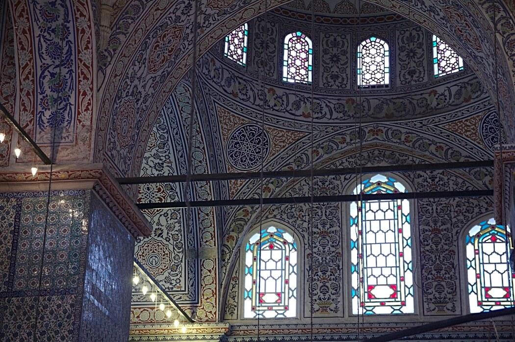 Изразцы Голубой мечети