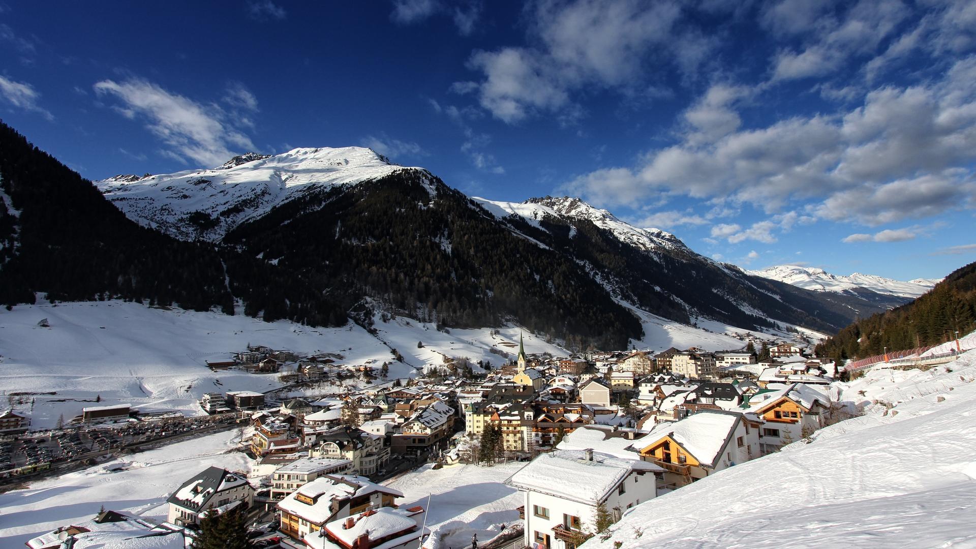 Ишгль, Австрия