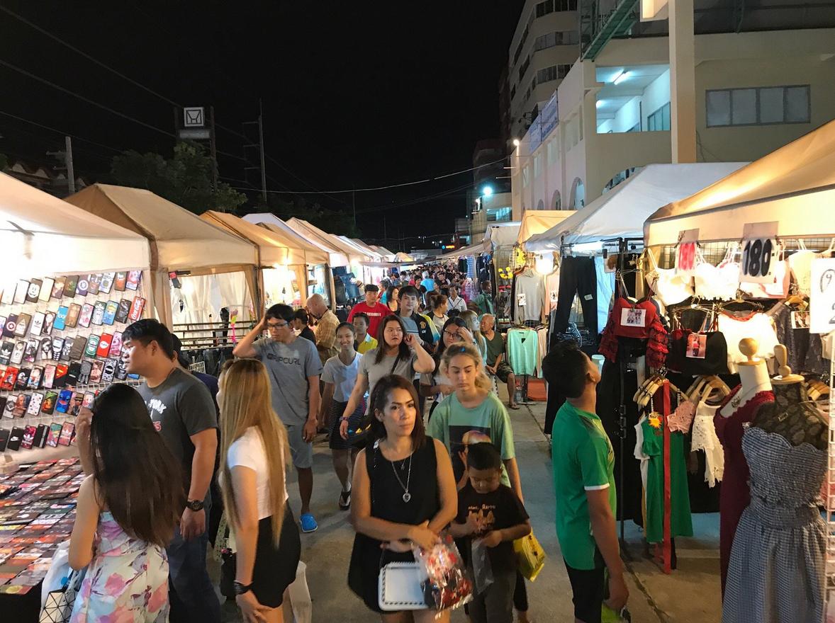 Ночной рынок Тепразит