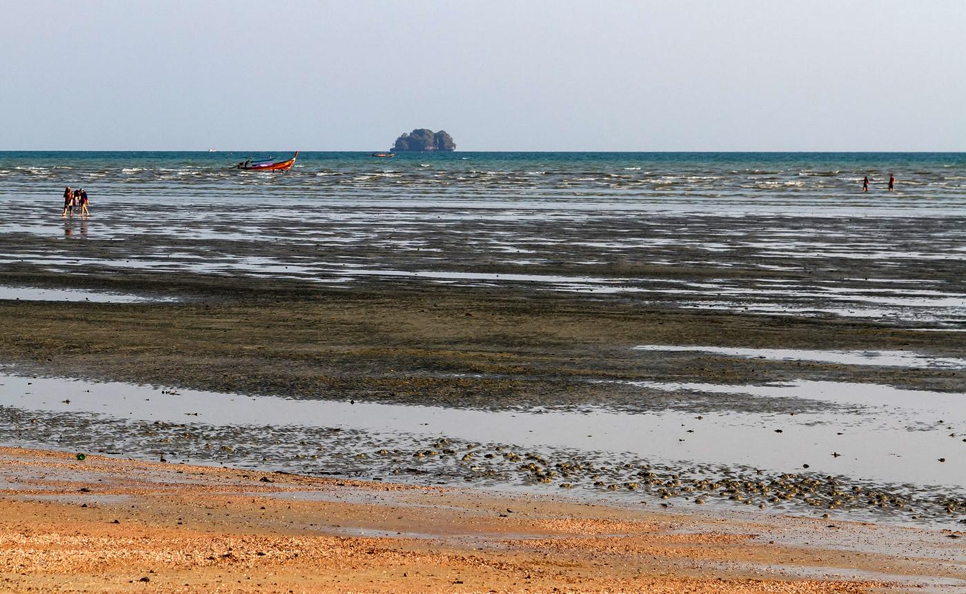 Отлив в Ао Нанге