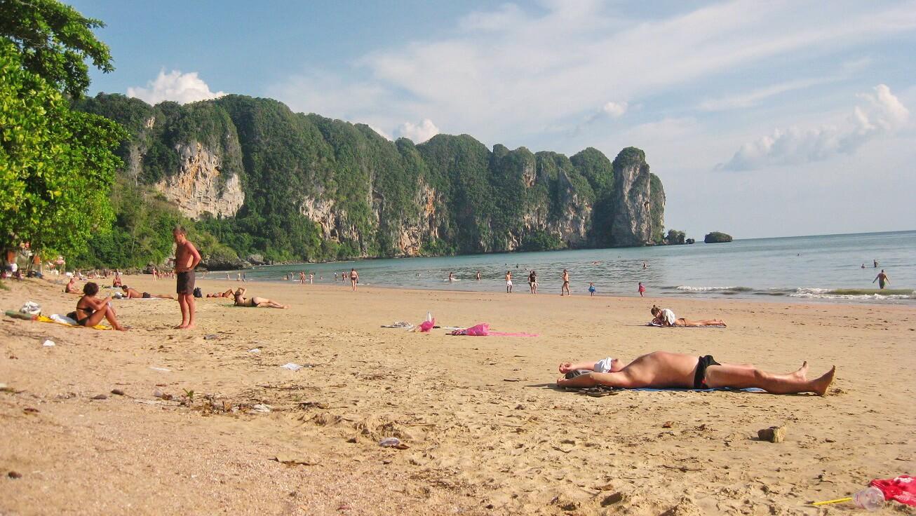 Пляжи Краби в Таиланде