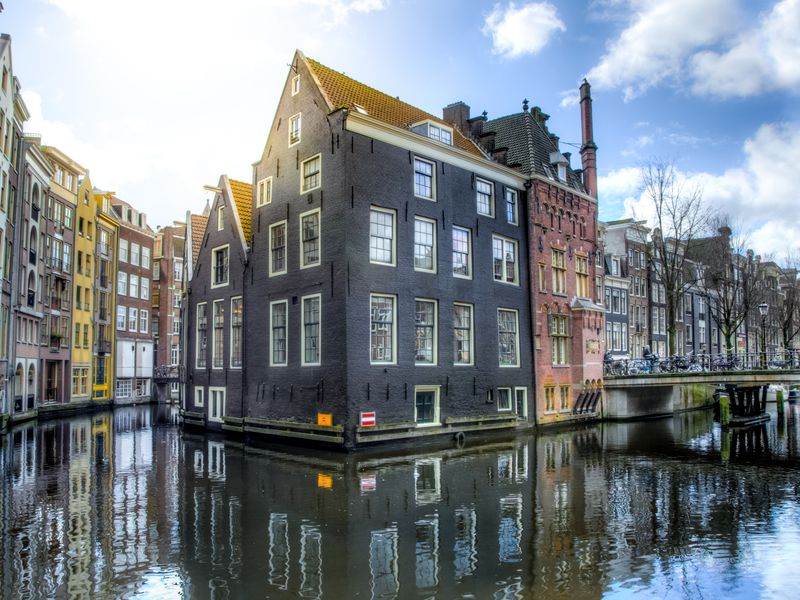Экскурсия Старым городом Амстердама