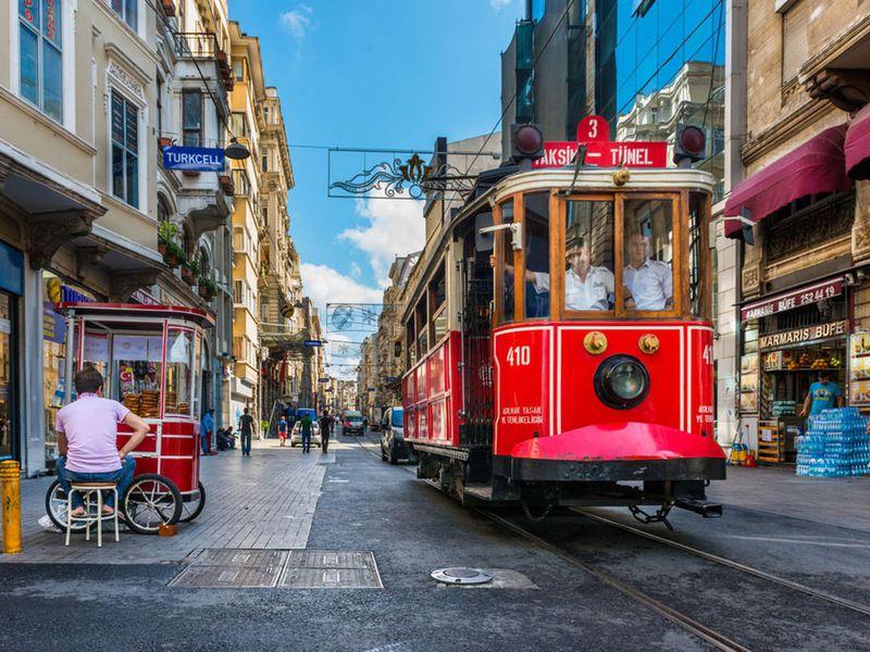На экскурсии «Стамбул европейский»