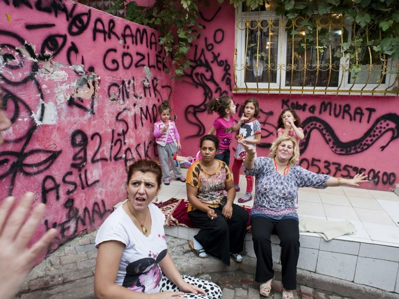 Экскурсия по трущобах Стамбула