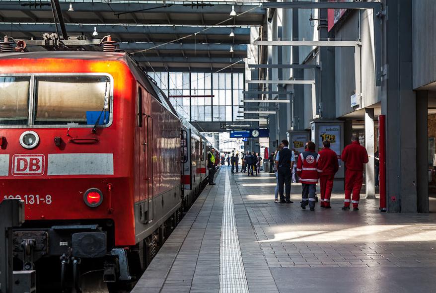 Поезд из Мюнхена до Инсбрука