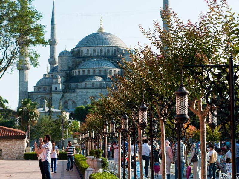 Экскурсия Стамбулом