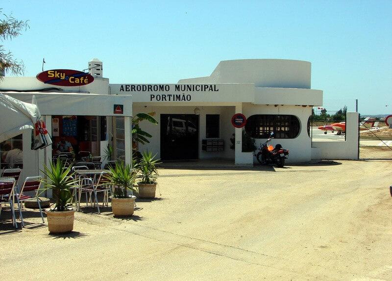 Аэропорт Aerodromo de Portimão