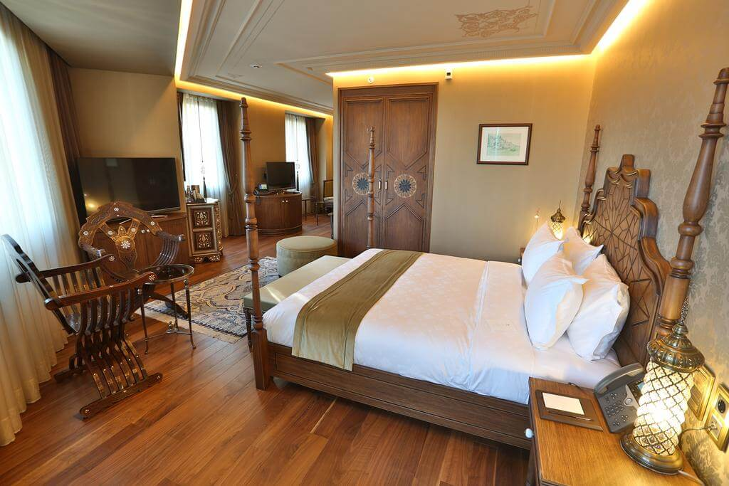 Номер в отеле Ajwa Hotel Sultanahmet
