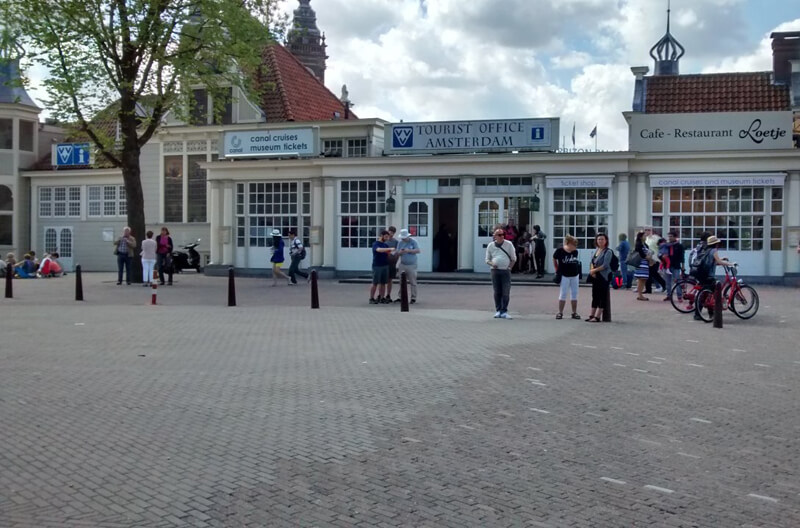 Главный туристический офис Амстердама