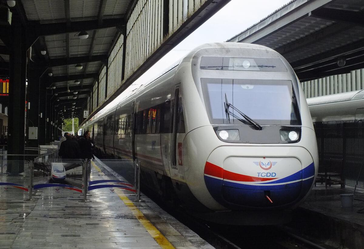Поезд до Эскишехира