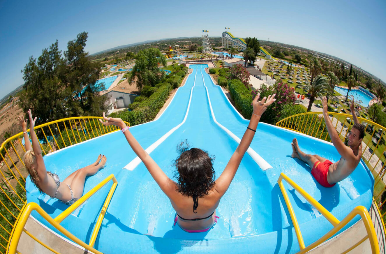 Аквапарк Aqualand Algarve