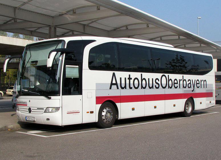 Автобус Autobus Oberbayern