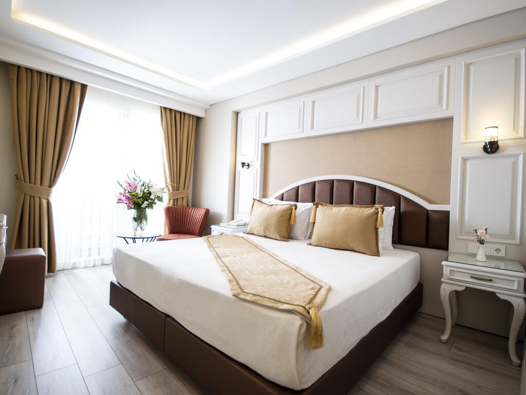Отель Boss Hotel Sultanahmet