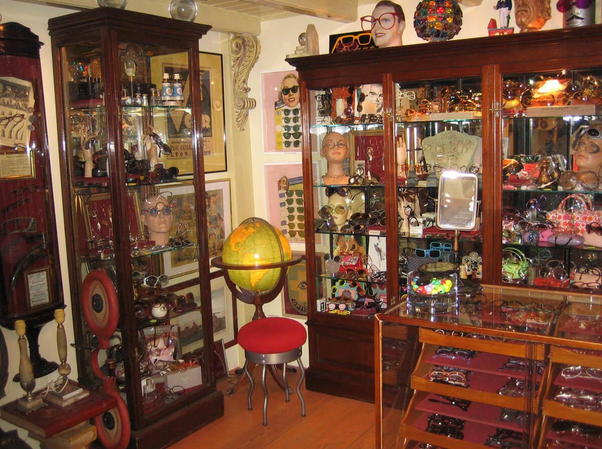 Магазин-музей Brilmuseum
