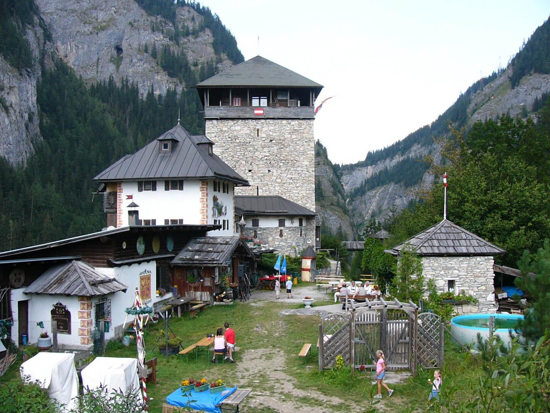Замок Кламмштайна