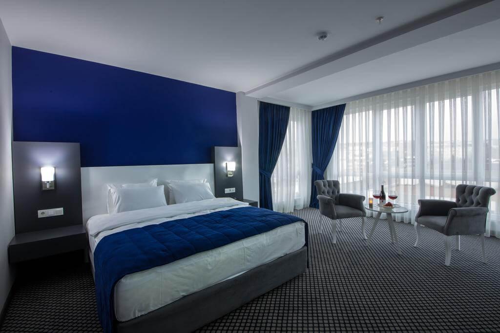 Номер в отеле Cavit Duvan Prestige Hotel