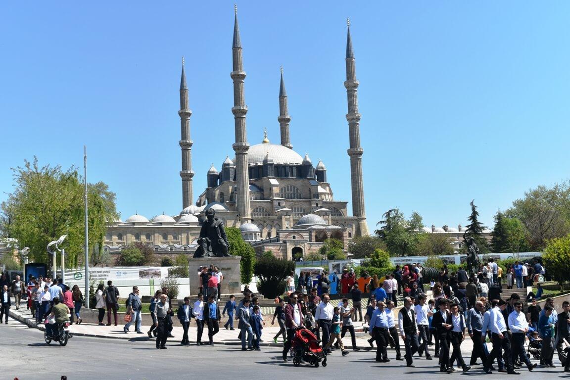 Эдирне, Турция
