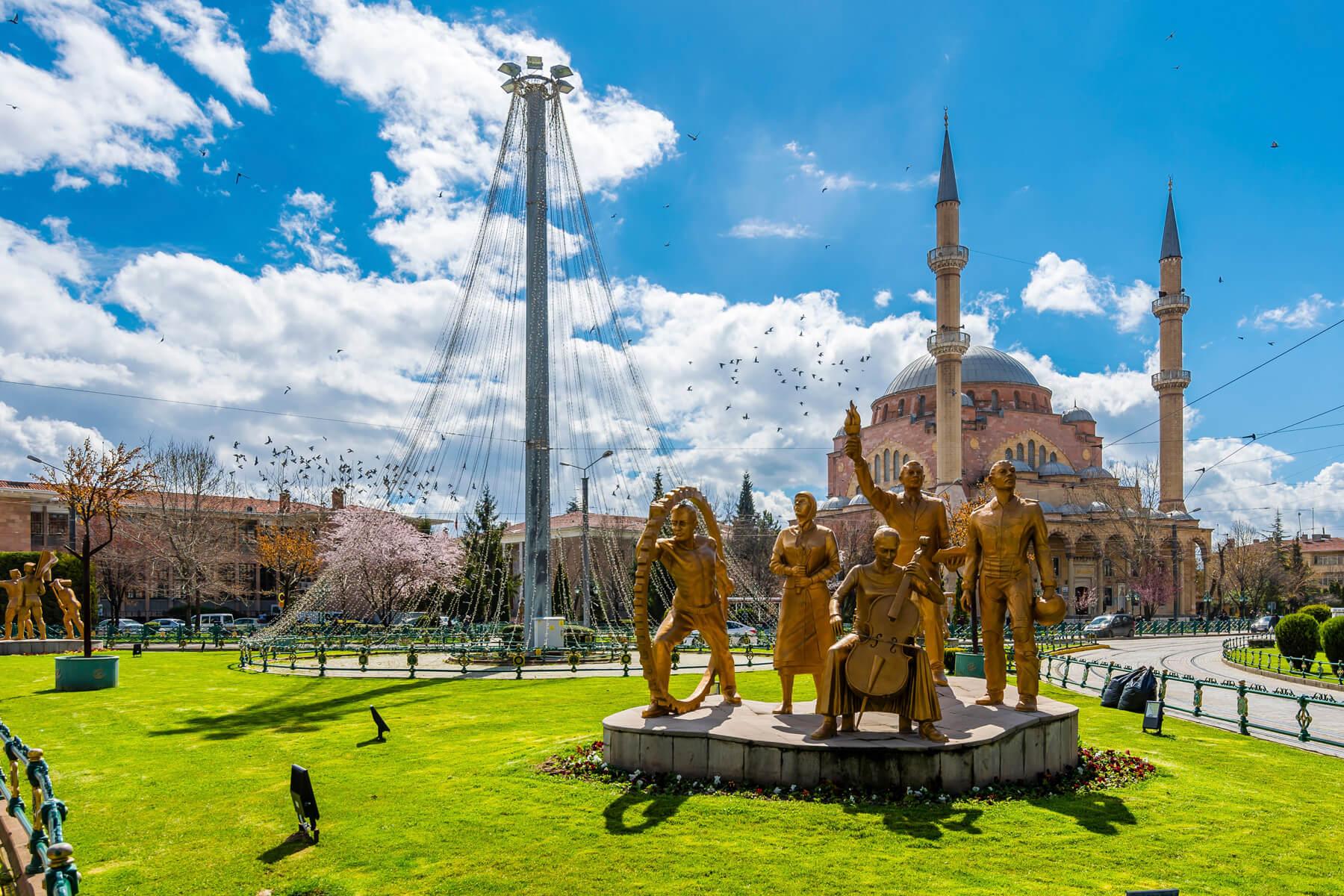 Эскишехир в Турции