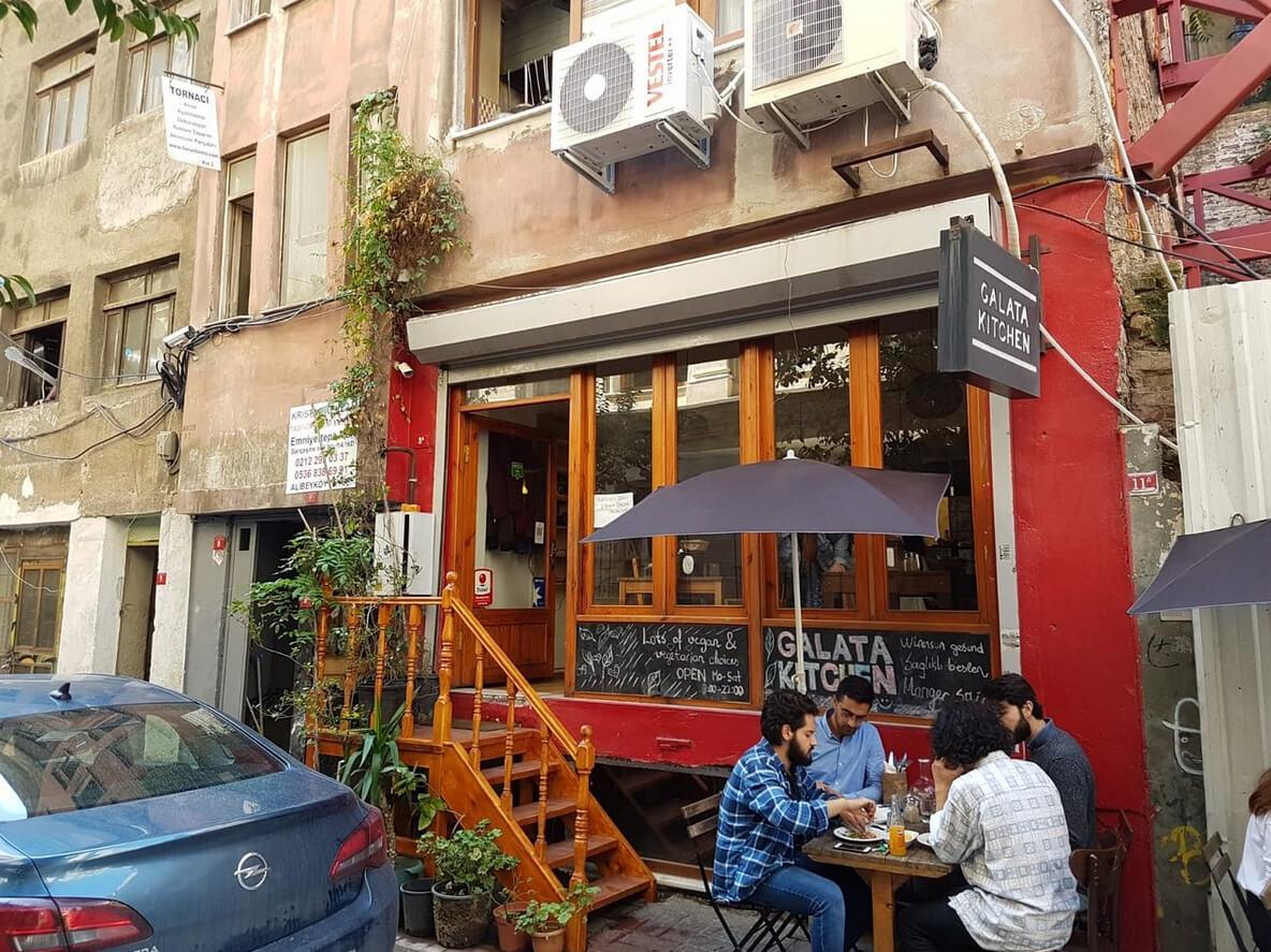Кафе Galata Kitchen