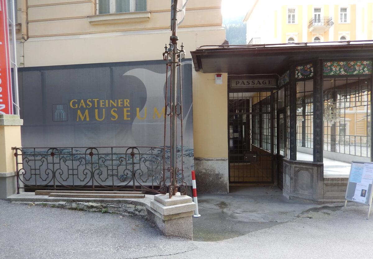 Музей Гаштайна