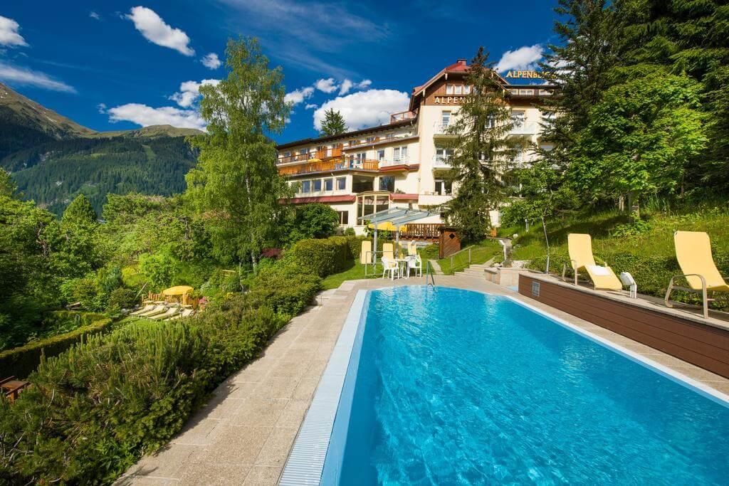 Гостиница Alpenblick