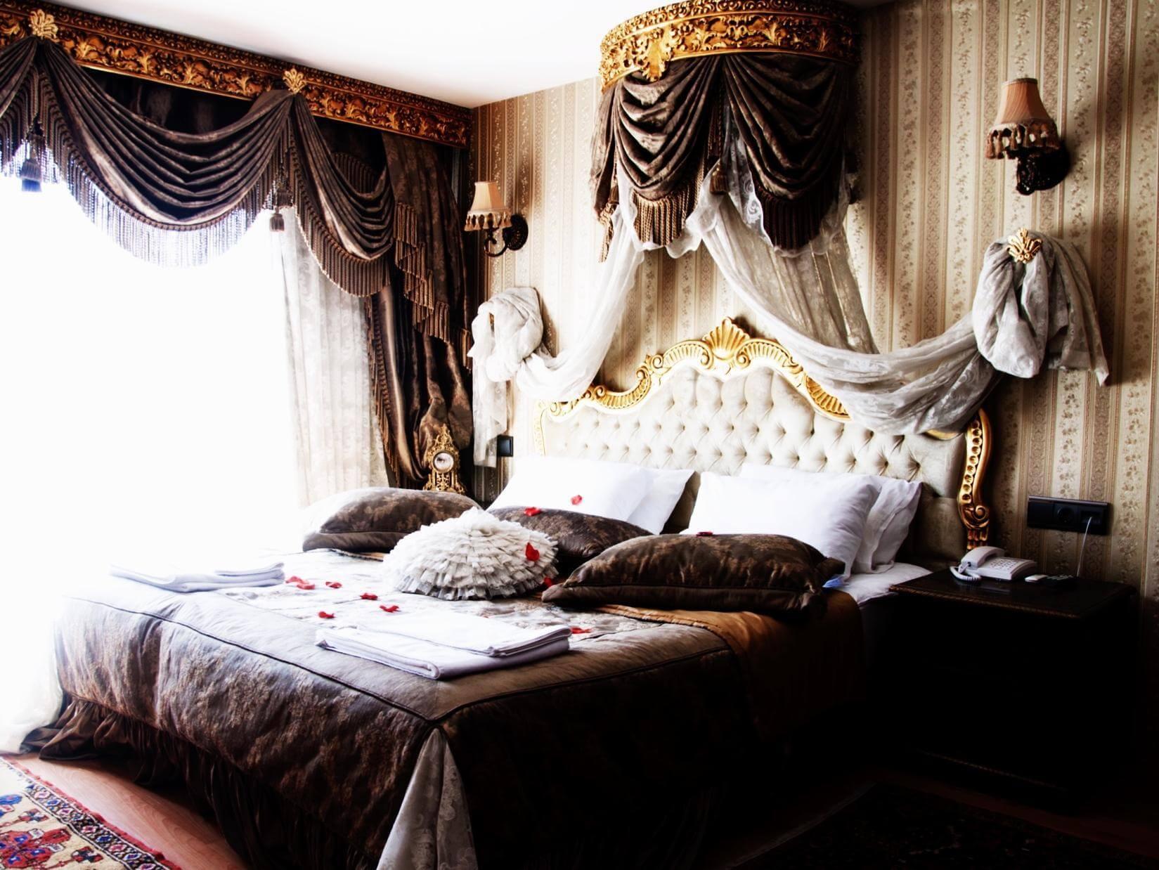 Номер в отеле Hotel Aslan Istanbul