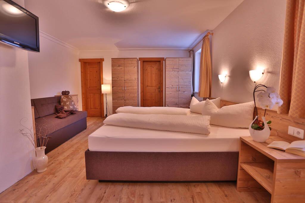 Номер в апарт-отеле Hotel Garni Fiegl Apart
