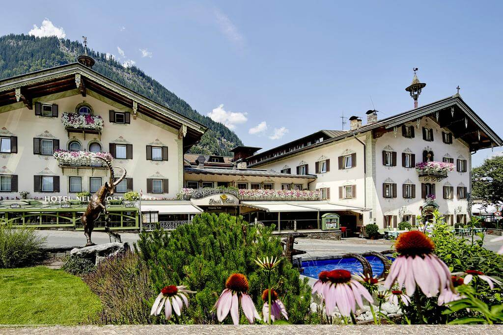 Отель Hotel Neue Post