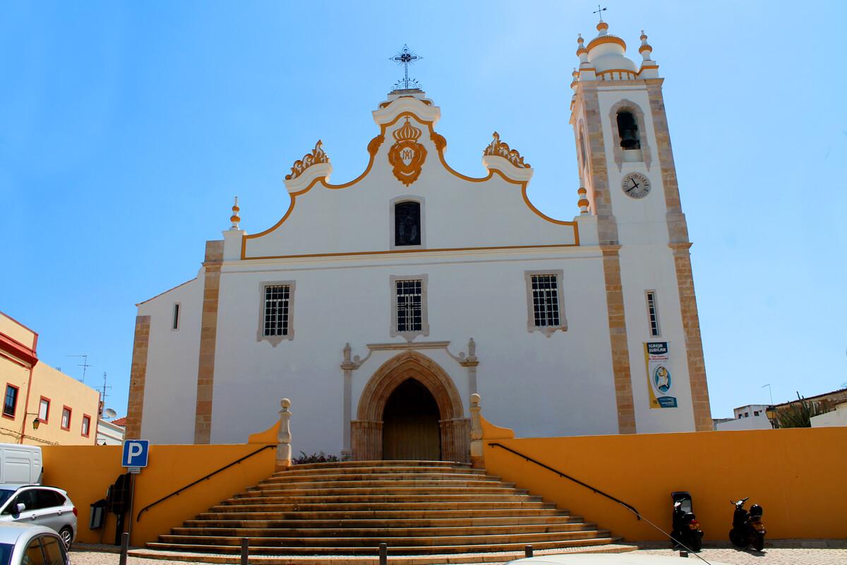 Церковь Богородицы Девы Марии в Портимао