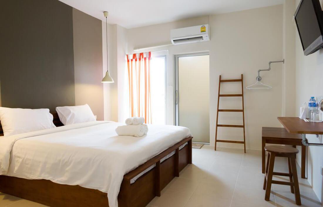 Номер 3* в отеле Krabi Pitta House
