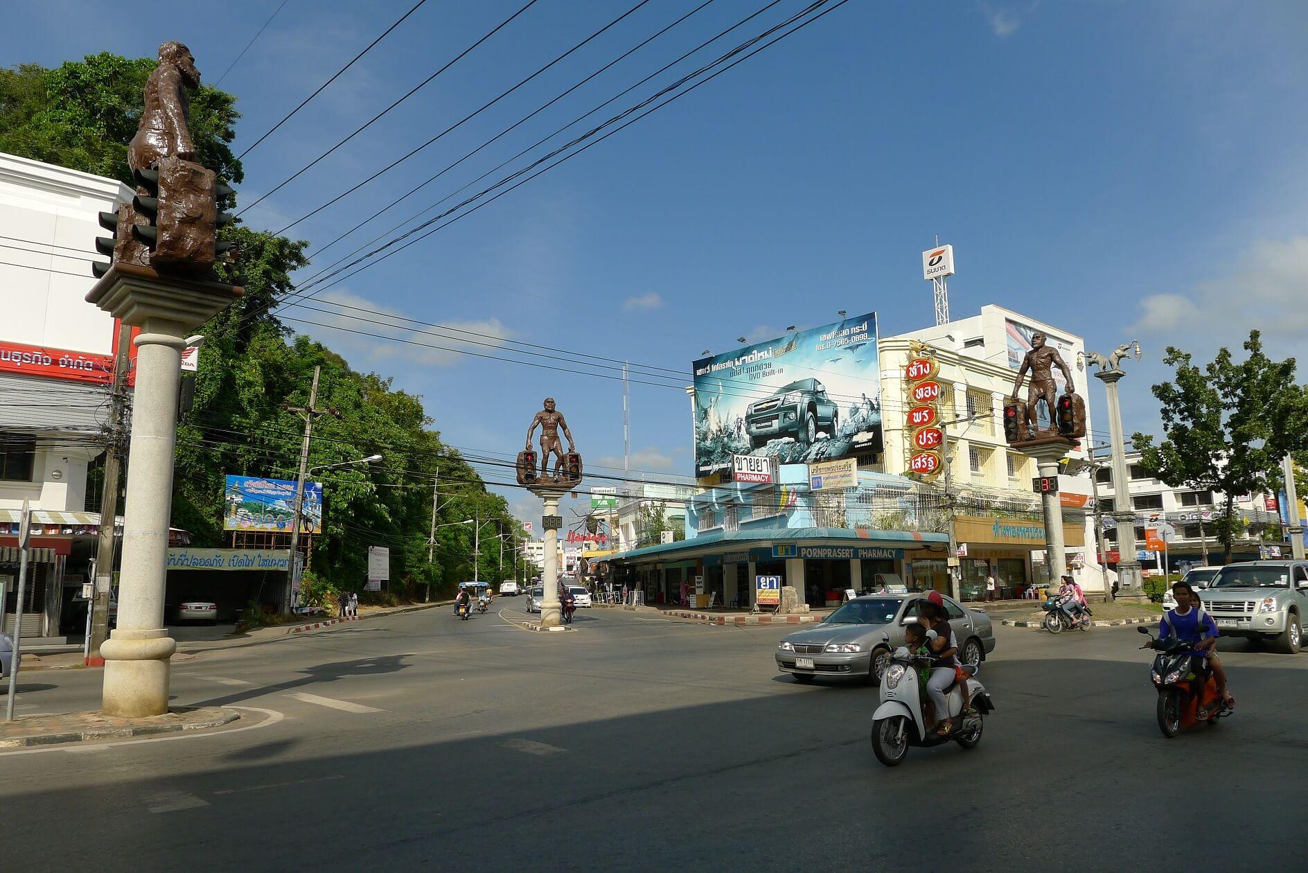 Краби-таун, Таиланд