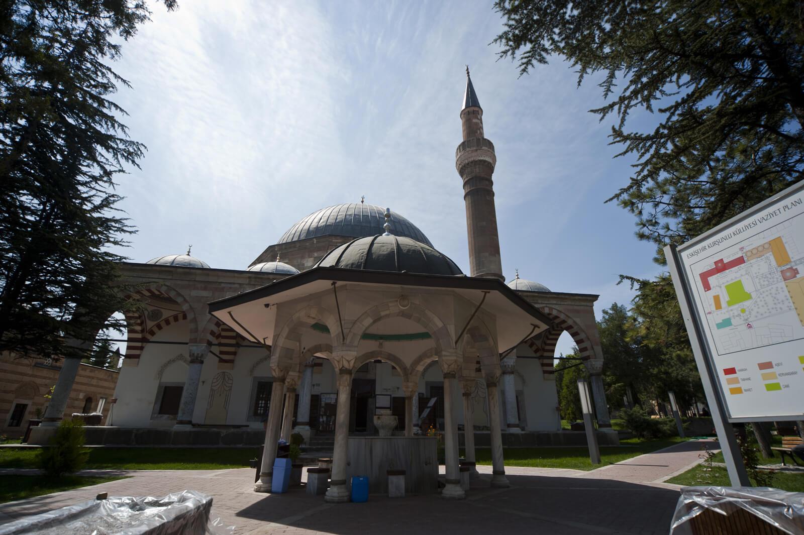 Мечеть Куршунлу Эскишехир