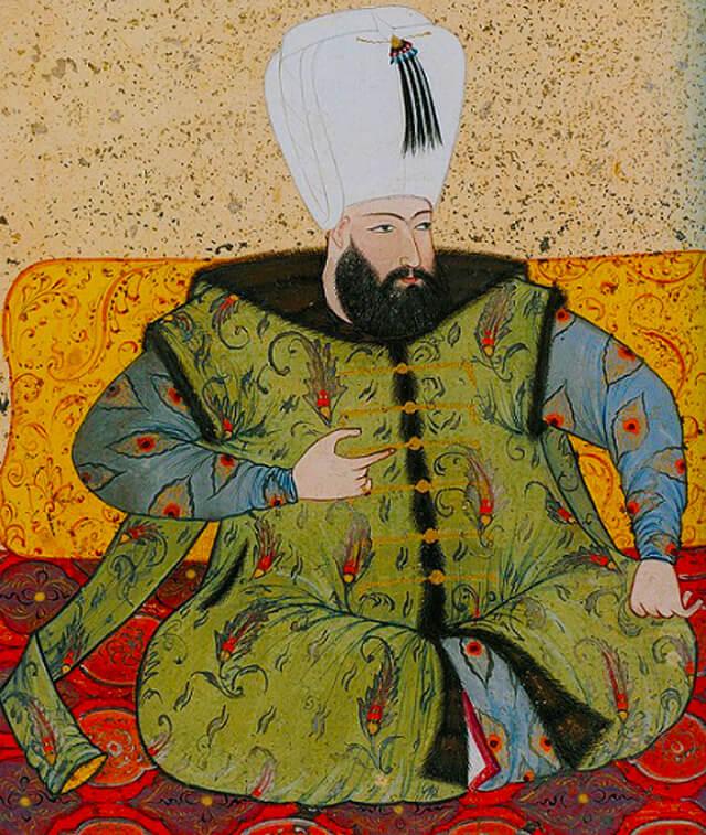 Султан Ahmed I