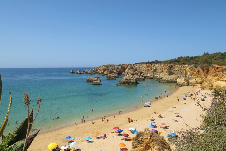 Пляж Praia do Vau