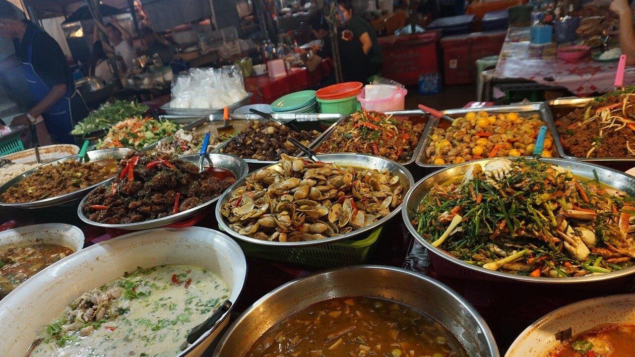 Традиционные тайские угощения