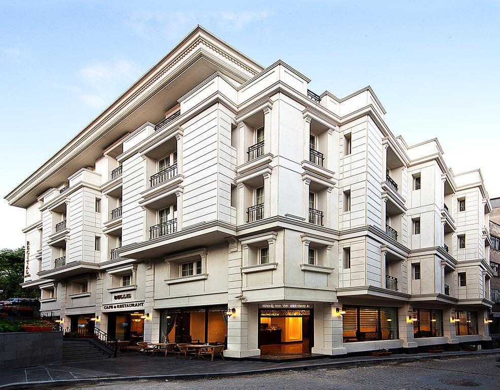 Гостиница Recital Hotel