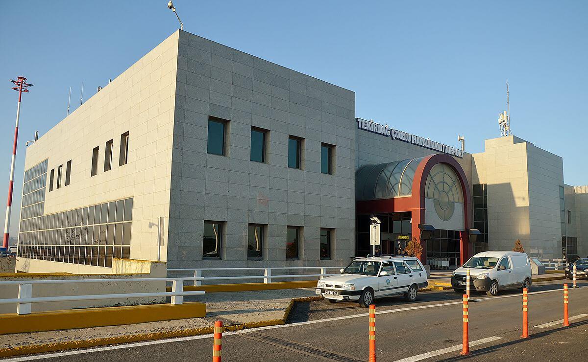 Аэропорт Tekirdağ Çorlu Airport