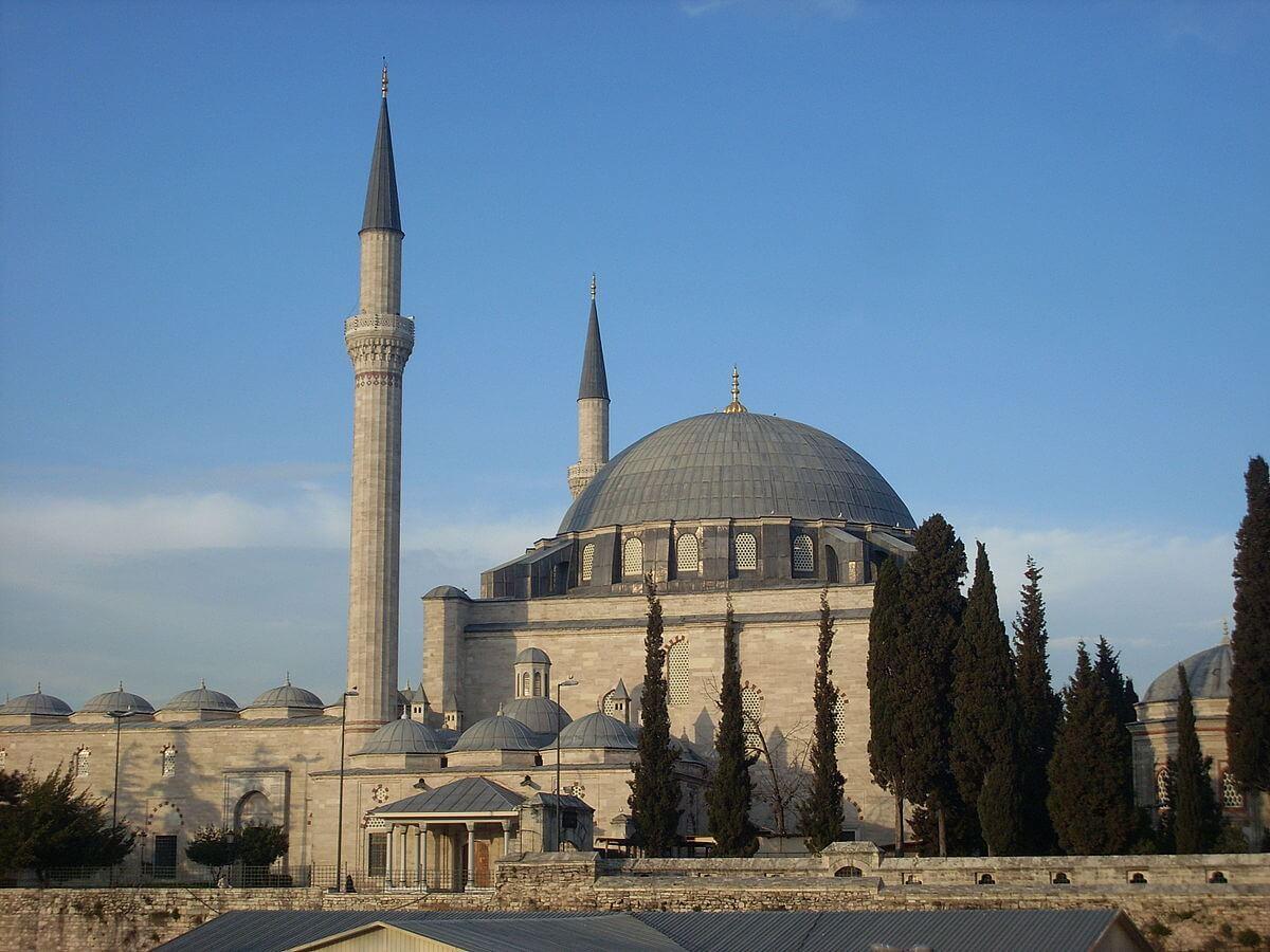 Мечеть Селима Явуза, Стамбул