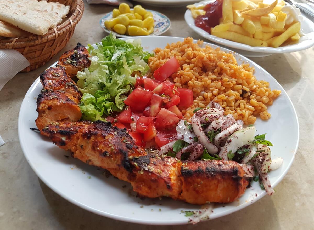 Завтрак в ZiyaBaba
