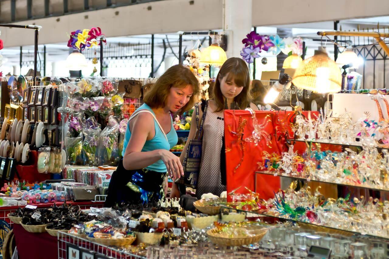 Рынок Амбассадор в Паттайе