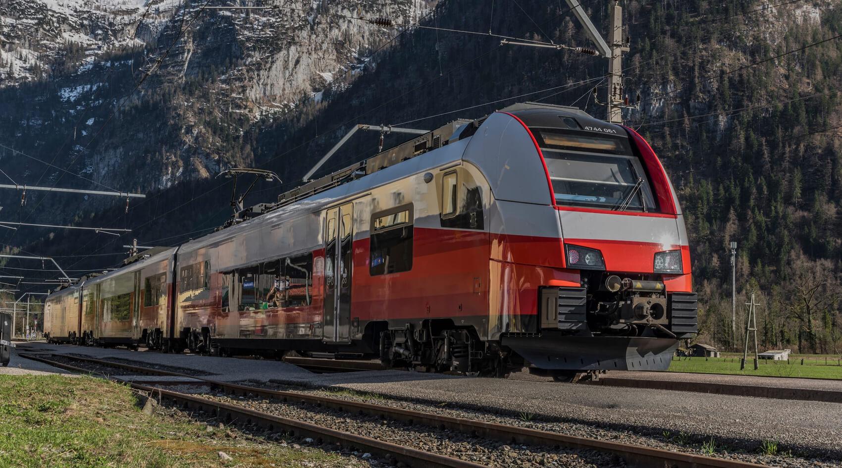 Поезд до Инсбрука