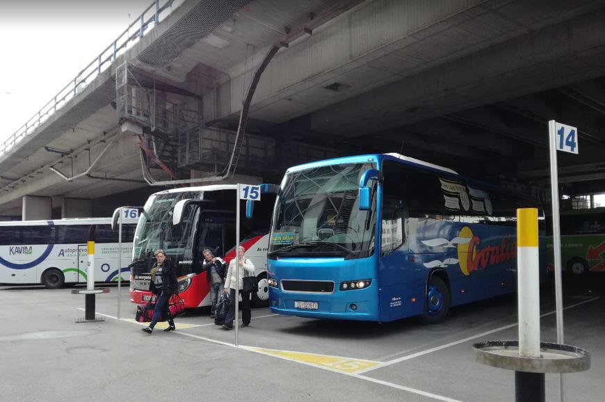 Автобусом до Клагенфурт