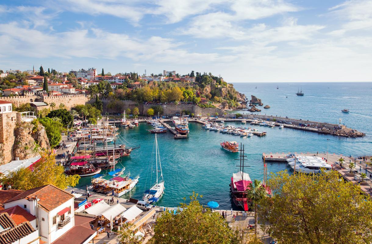 Pogoda V Turcii V Iyune O Temperature Vozduha I Vody V More
