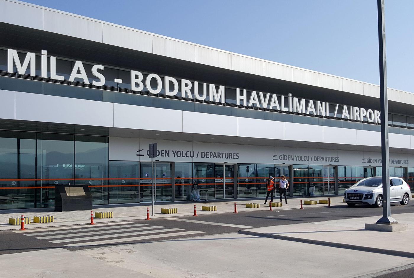 Аэропорт Bodrum Milas